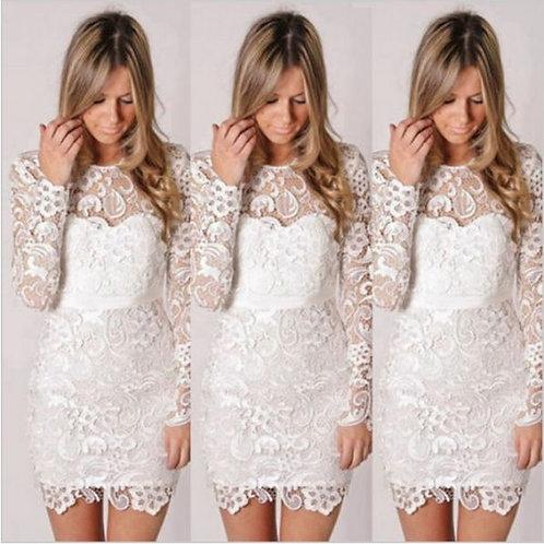 Vestido Fina Moda Fashion Grazi FG 1500