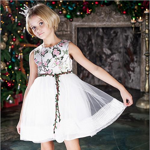 Vestidinho Floral Princesa FG 4519