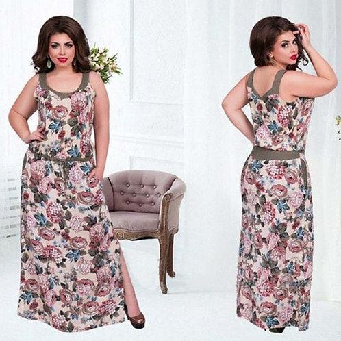 Vestido Floral FG 4202