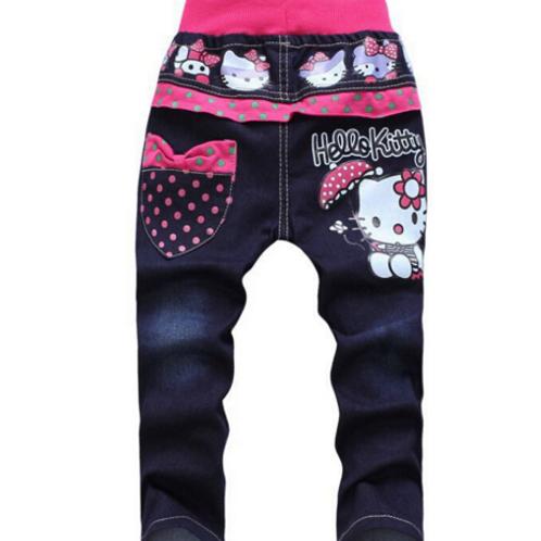 Calça Jeans Hello Kitty  FG 4115