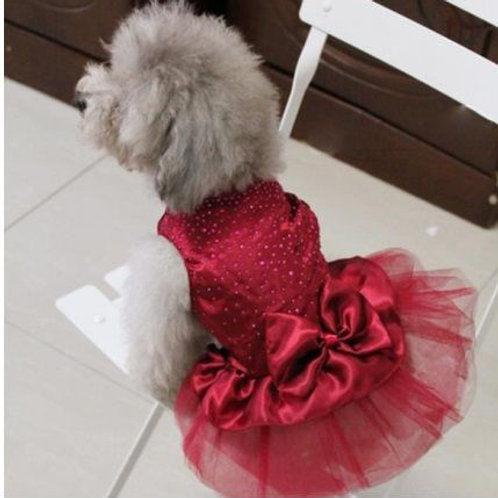 Roupa Cão Luxo