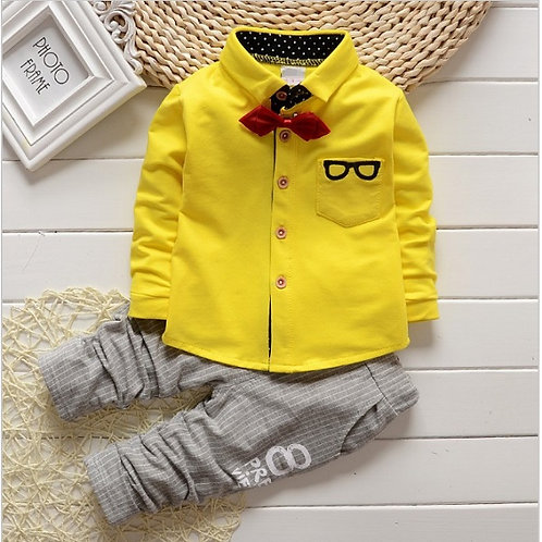 Calça e Camisa Fasion Baby FG 1767