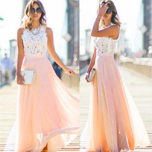 Vestido Longo Vintage FG 4275