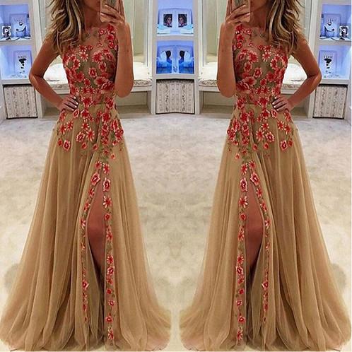 Vestidos longos de festa on line
