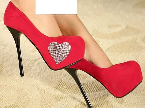 Sapato coração FG 671