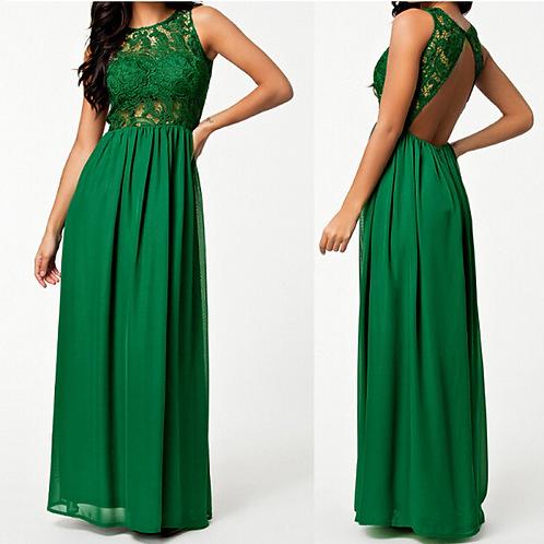 Vestido Green Fashion FG 4514