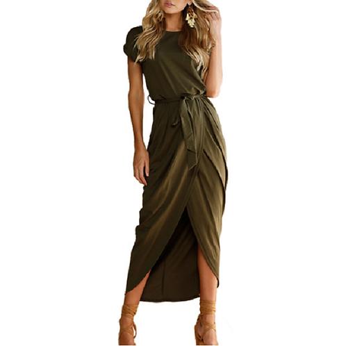 Vestido Longo Fashion Sabrina FG 1917