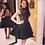 Thumbnail: Vestido Curto Fashion Sensual FG 4516