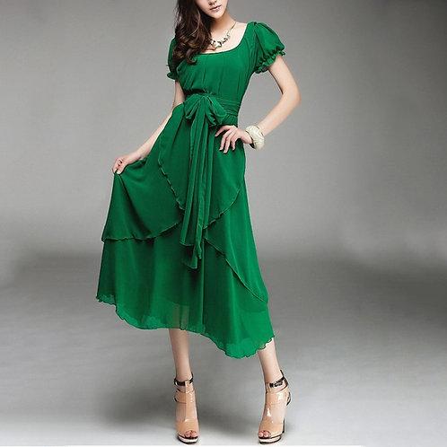 Vestido Longo Elegante FG 4370