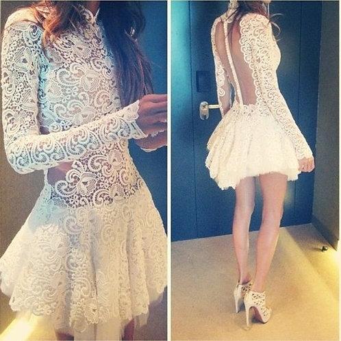 Vestido Branco - FG 788