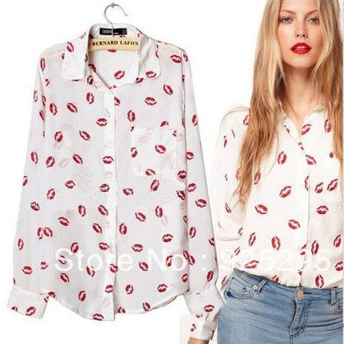 Camisa Beijinhos FG 814
