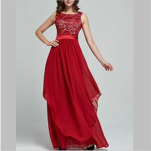 Vestido Longo Fashion FG 4503