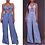 Thumbnail: Macacão Fashion Sensual FG 4562