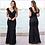 Thumbnail: Vestido Longo Fashion Ivana Saegue FG 4547