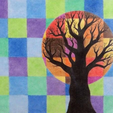 Les arbres chromatiques