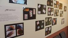 Expo. sur l'art abstrait