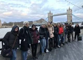 Les 12èmes à Londres