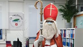 Visite du Saint Nicolas