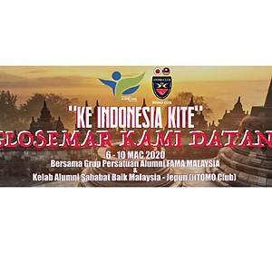 """Ke Indonesia Kite"""