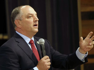 Louisiana Governor Mired in Controversy to Speak in West Virginia