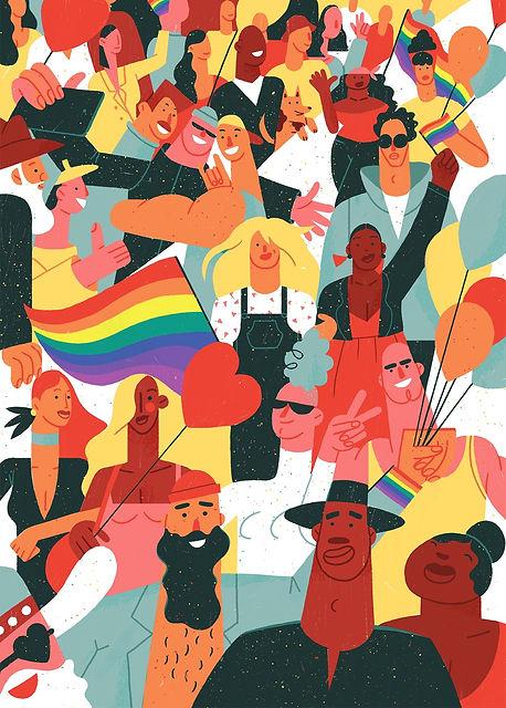 Illustrations by Mara Drozdova   Inspira