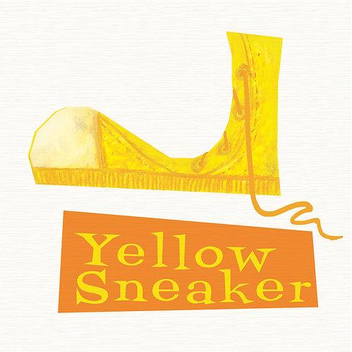 Yellow Sneaker CD