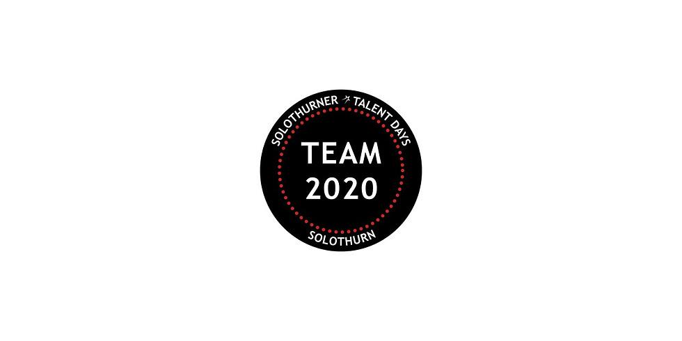 Anmeldung Trainer*innen - Solothurner Talent Day 2020