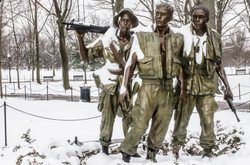 Soldiers in the Winter
