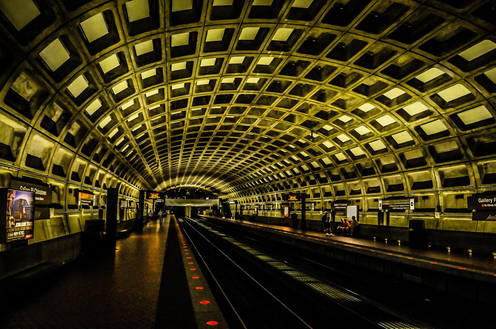 The D.C Metro