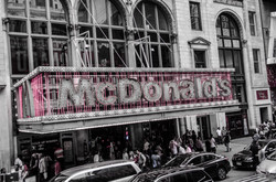 McDonald's in Times Square