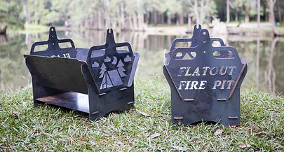 fire pits sunshine coast, metal fire pit, flat pack fire pit, camping BBQ, fire pit, australian made fire pit,