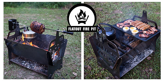 fire pit, metal fire pit, folding fire pit, compact fire pit, camping fire pit, small fire pit, camping bbq, fire pit sunshine coast, fire pit brisbane, fire pit gympie, australian made fire pit,