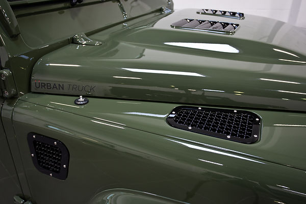 CROSS WIRE DEFENDER GRILLE