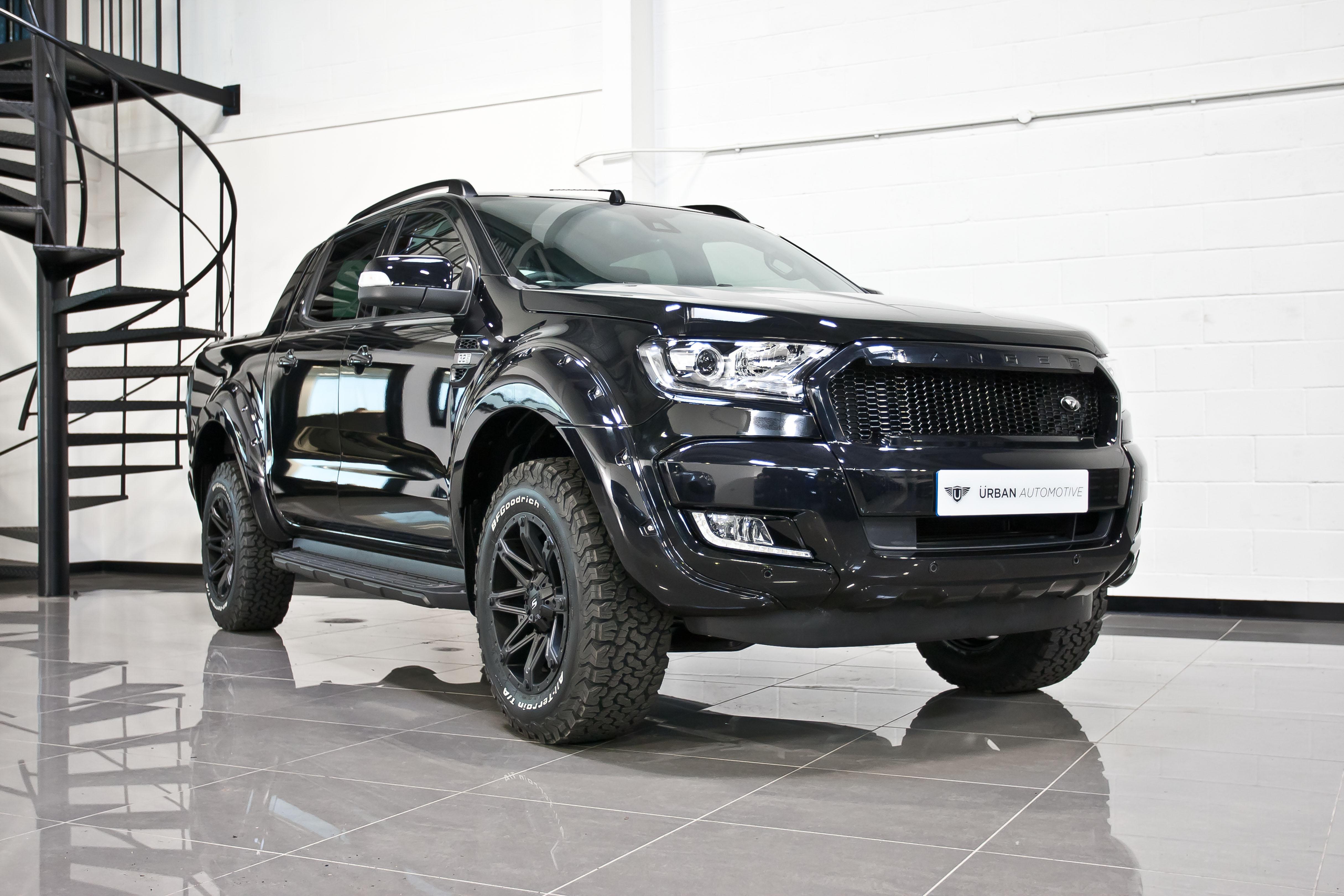 Urban Ford Ranger23