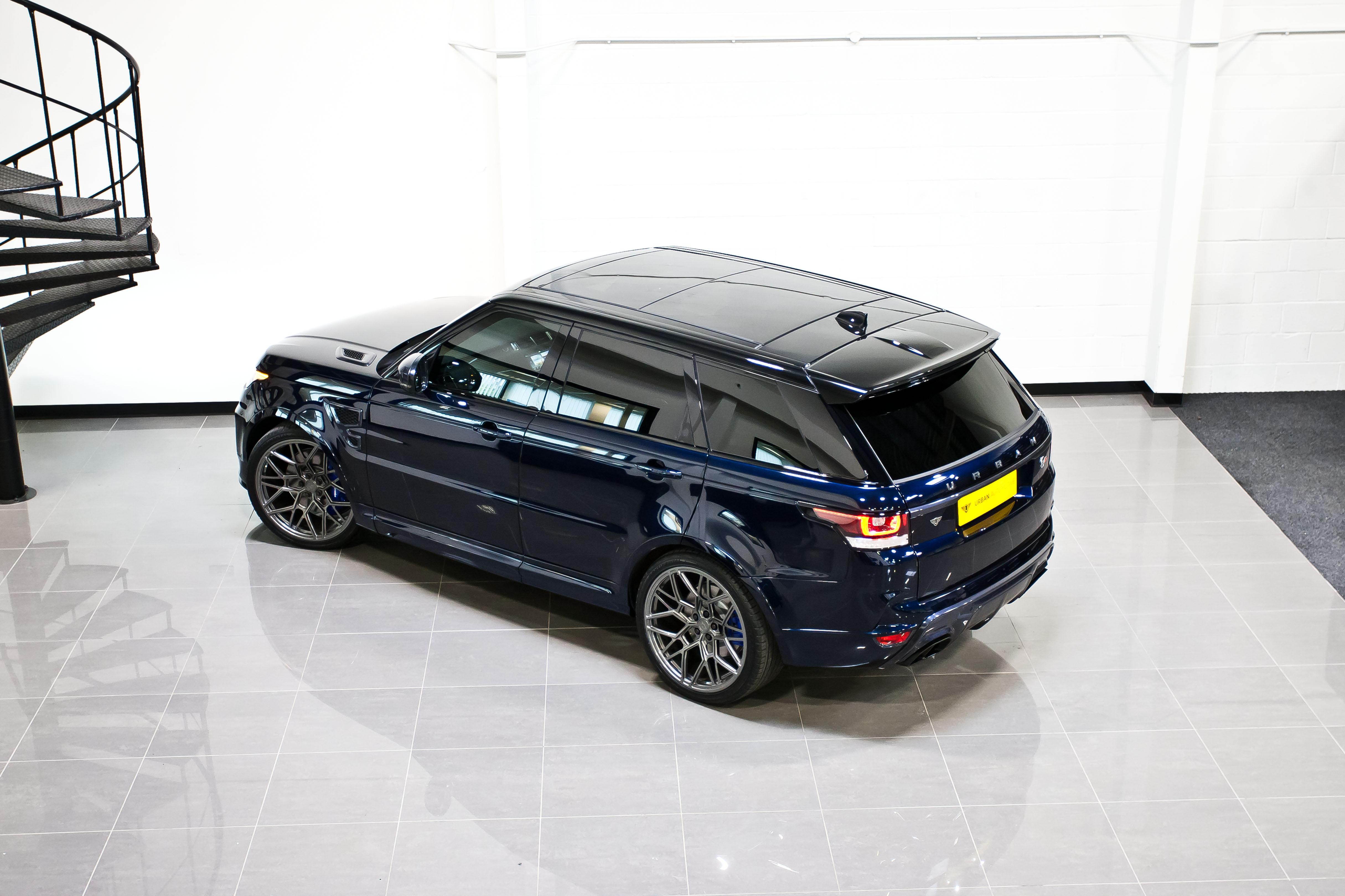 Urban v2 SVR Midnigh Black50