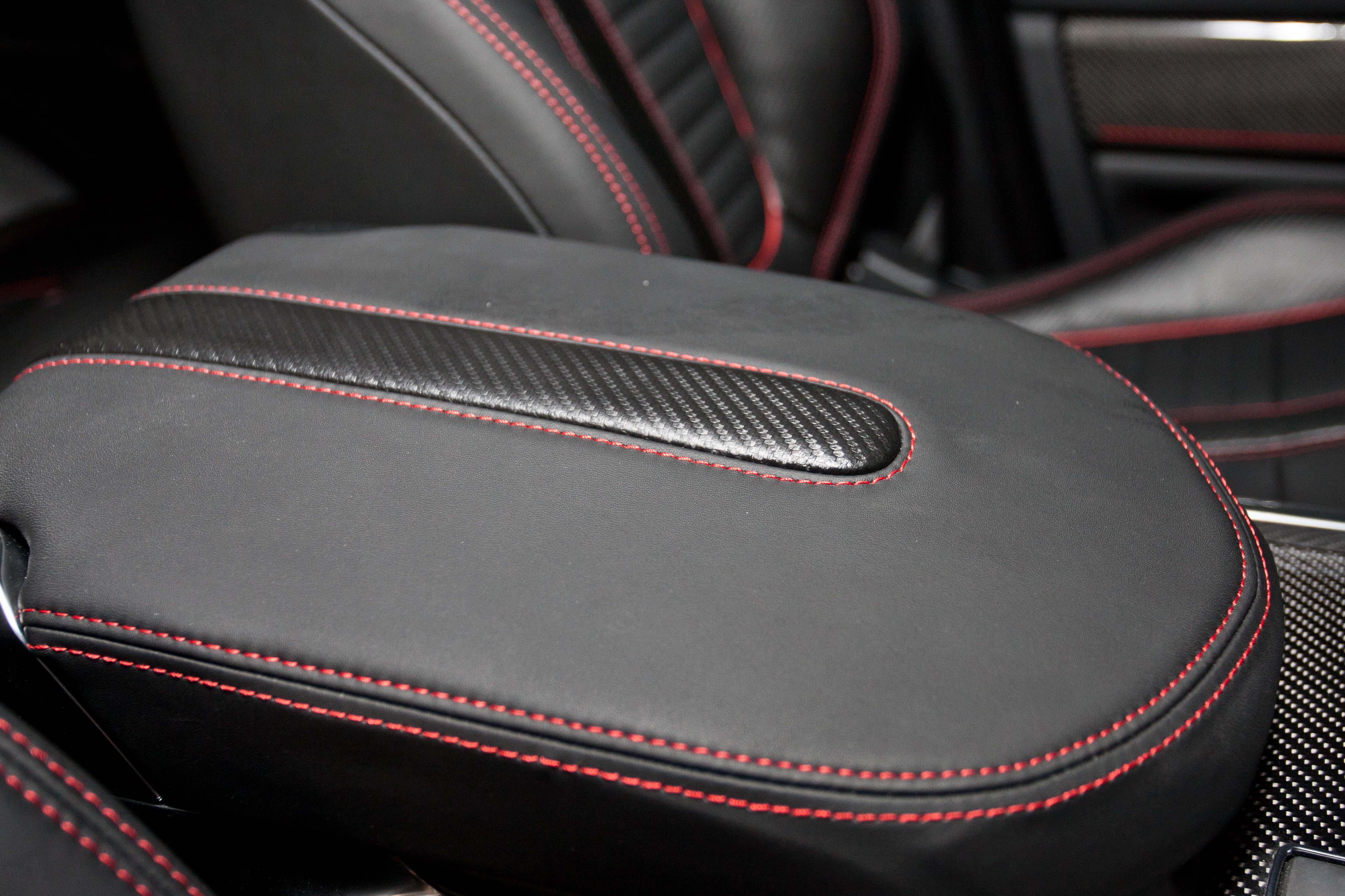 SVR Carbon Bespoke Leather Interior19