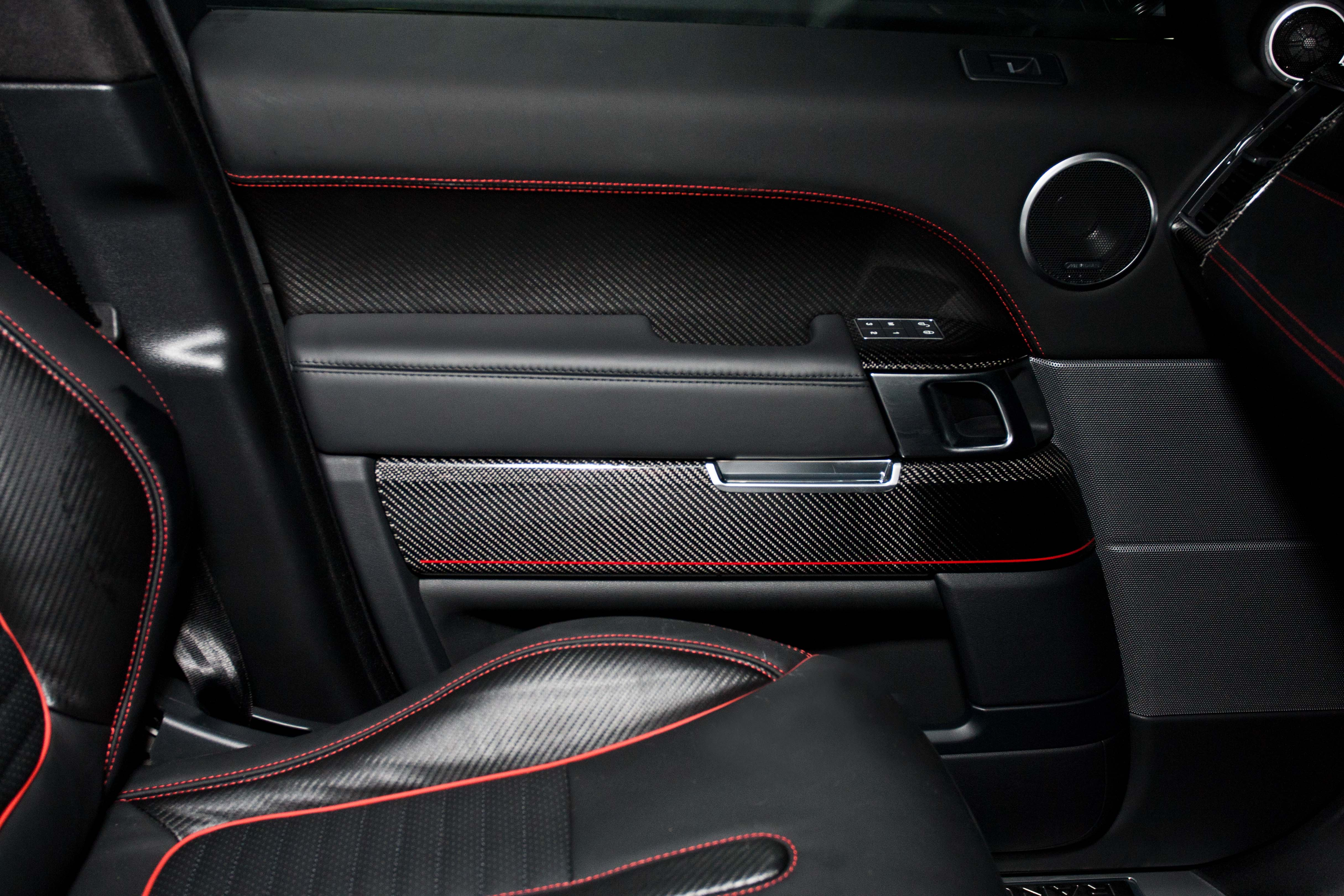 SVR Carbon Bespoke Leather Interior43