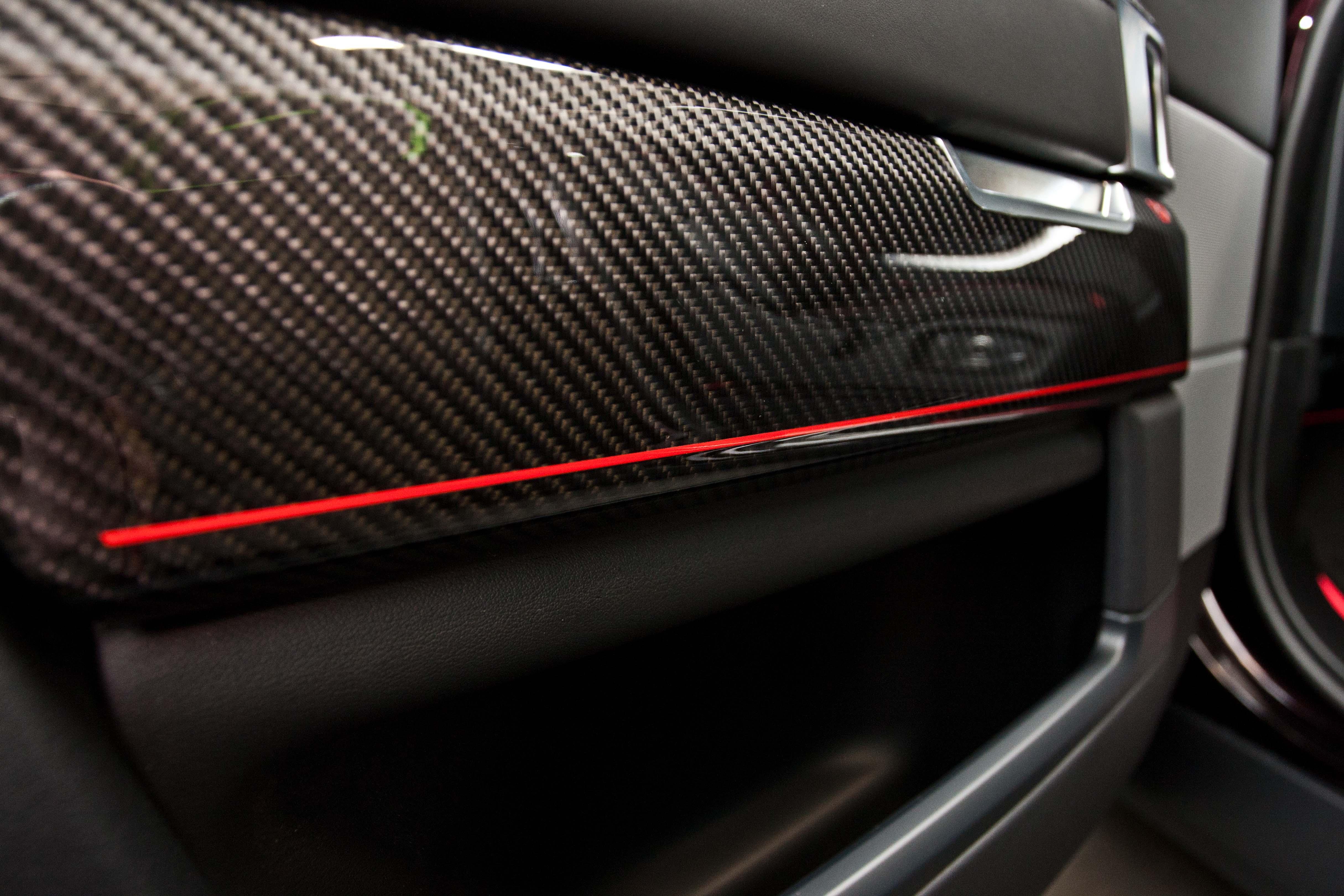 SVR Carbon Bespoke Leather Interior33