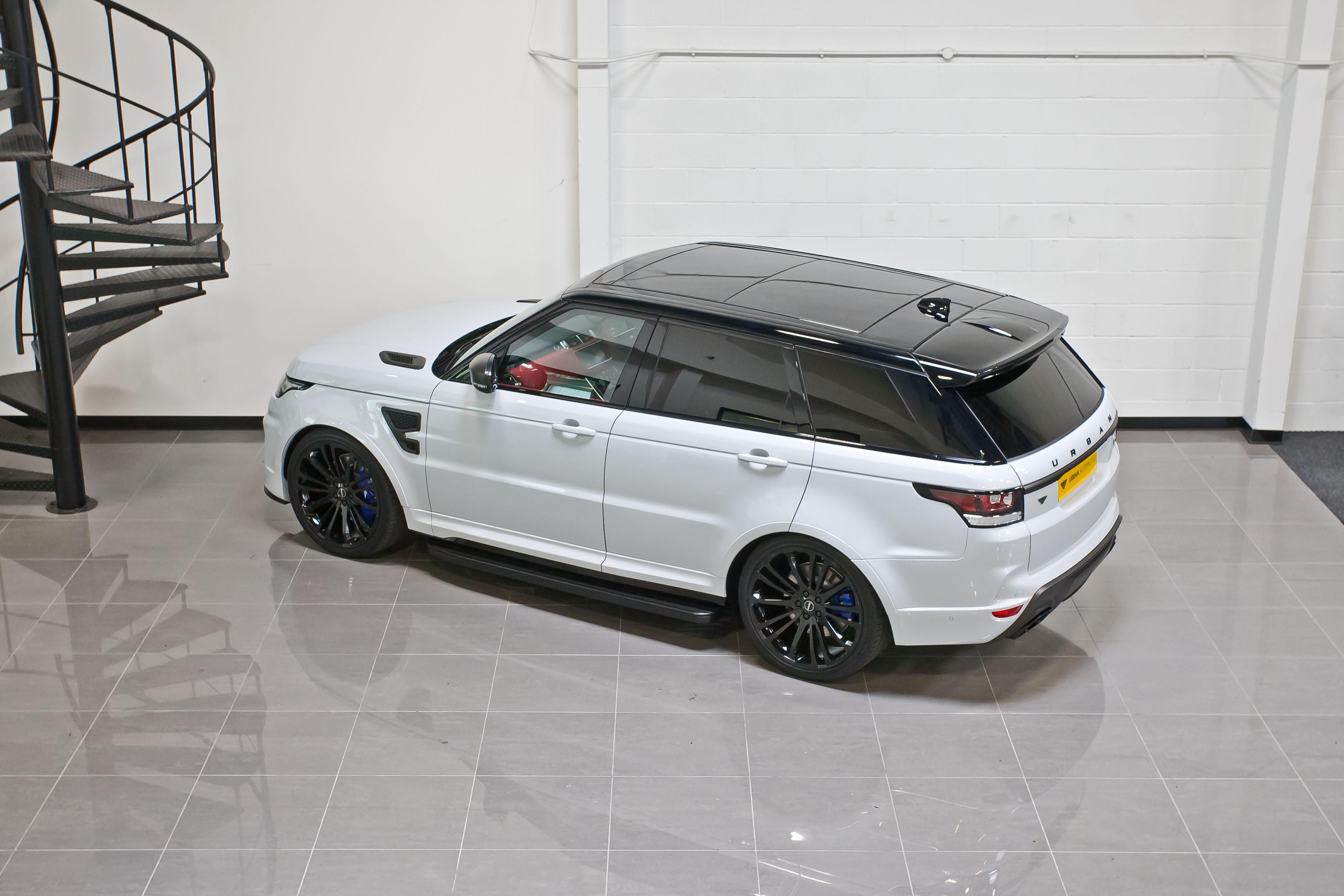Range Rover SVR Yulong Matte Carbon46