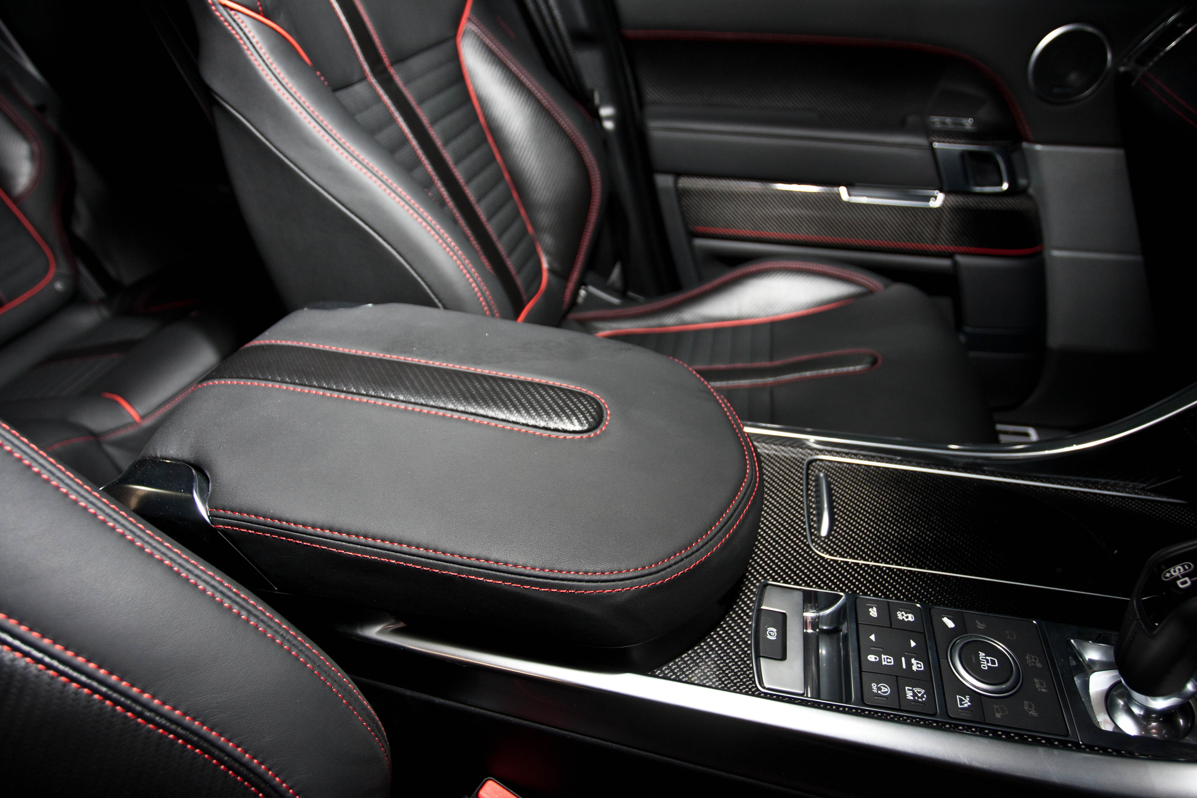 SVR Carbon Bespoke Leather Interior18