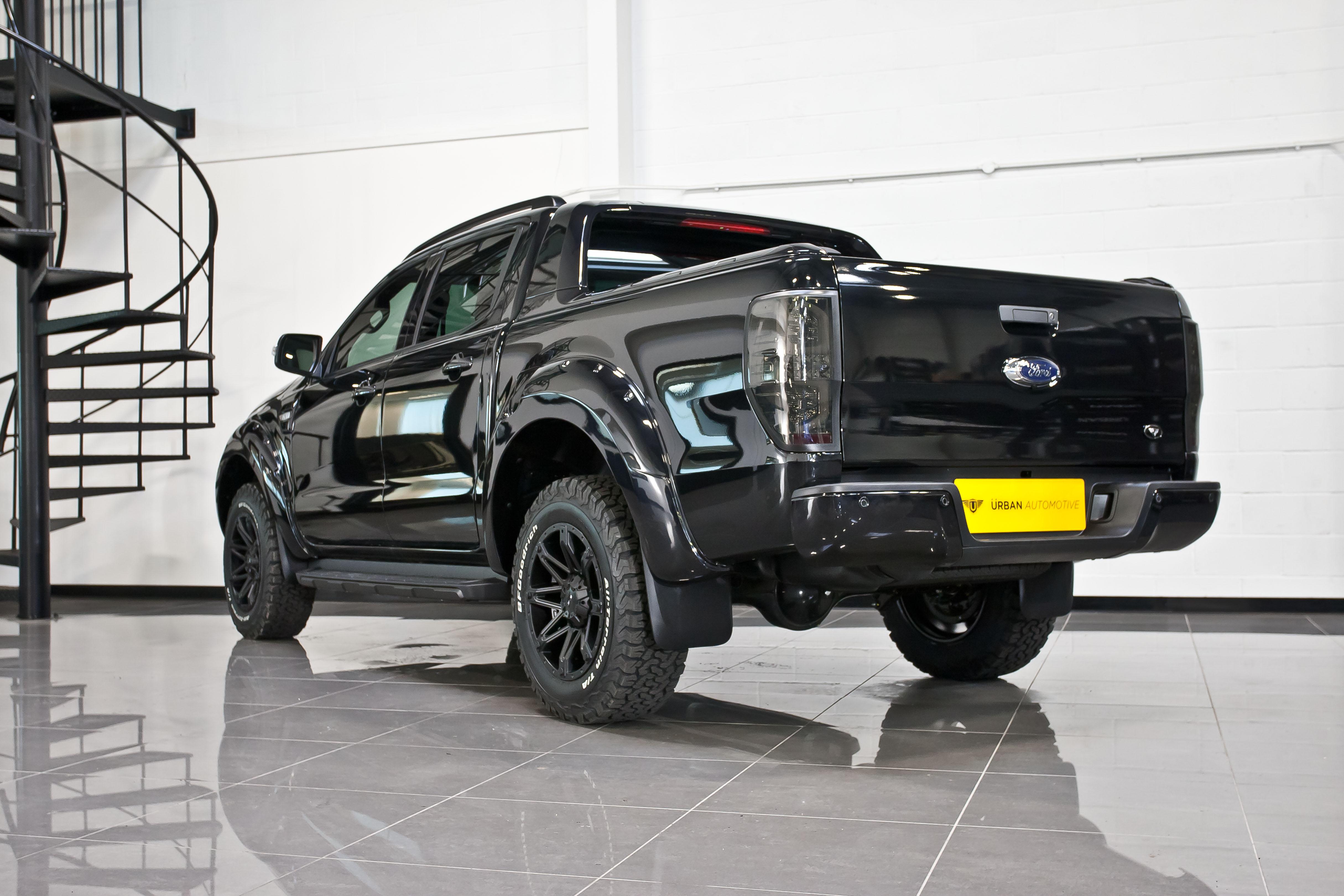 Urban Ford Ranger44