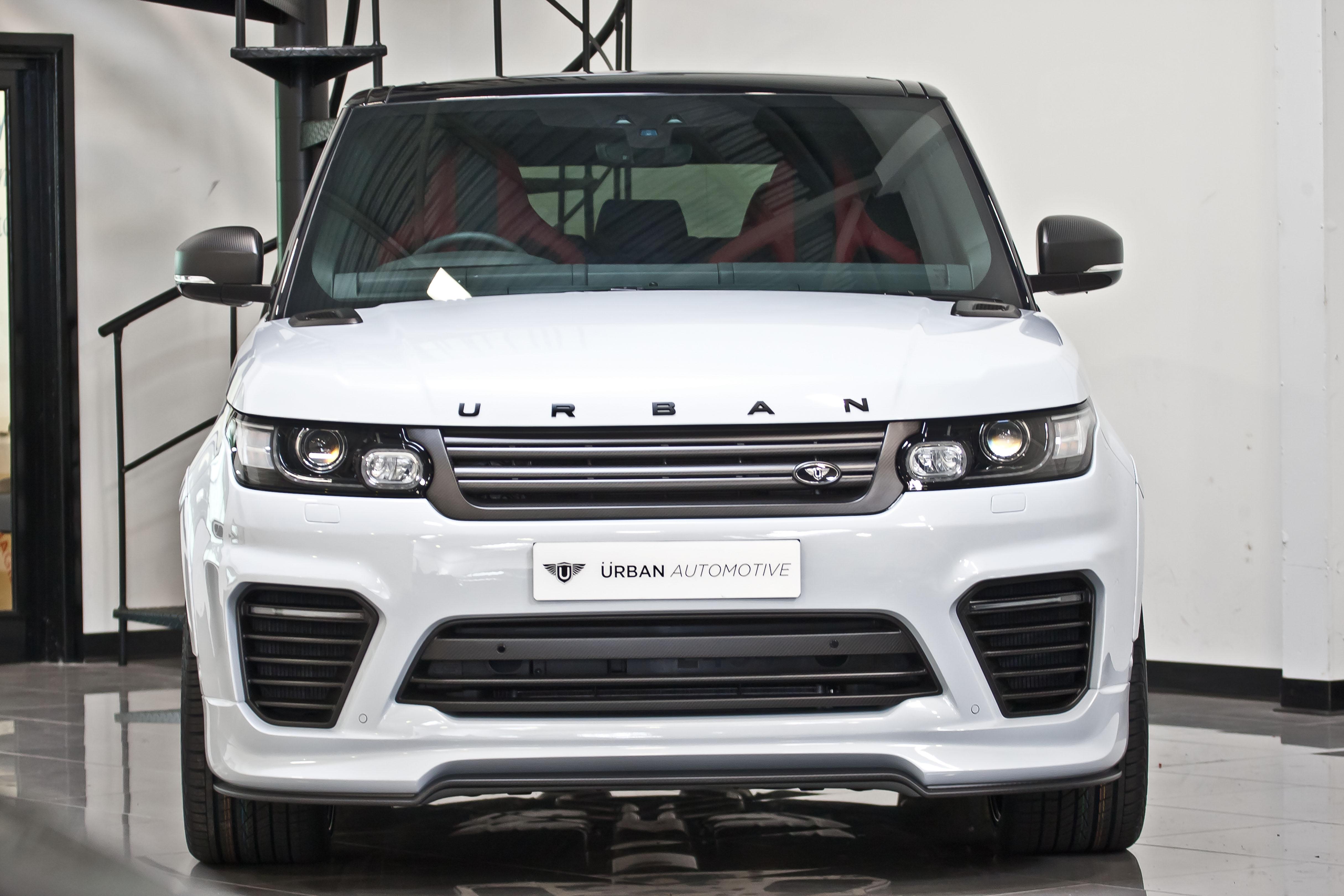 Range Rover SVR Yulong Matte Carbon27