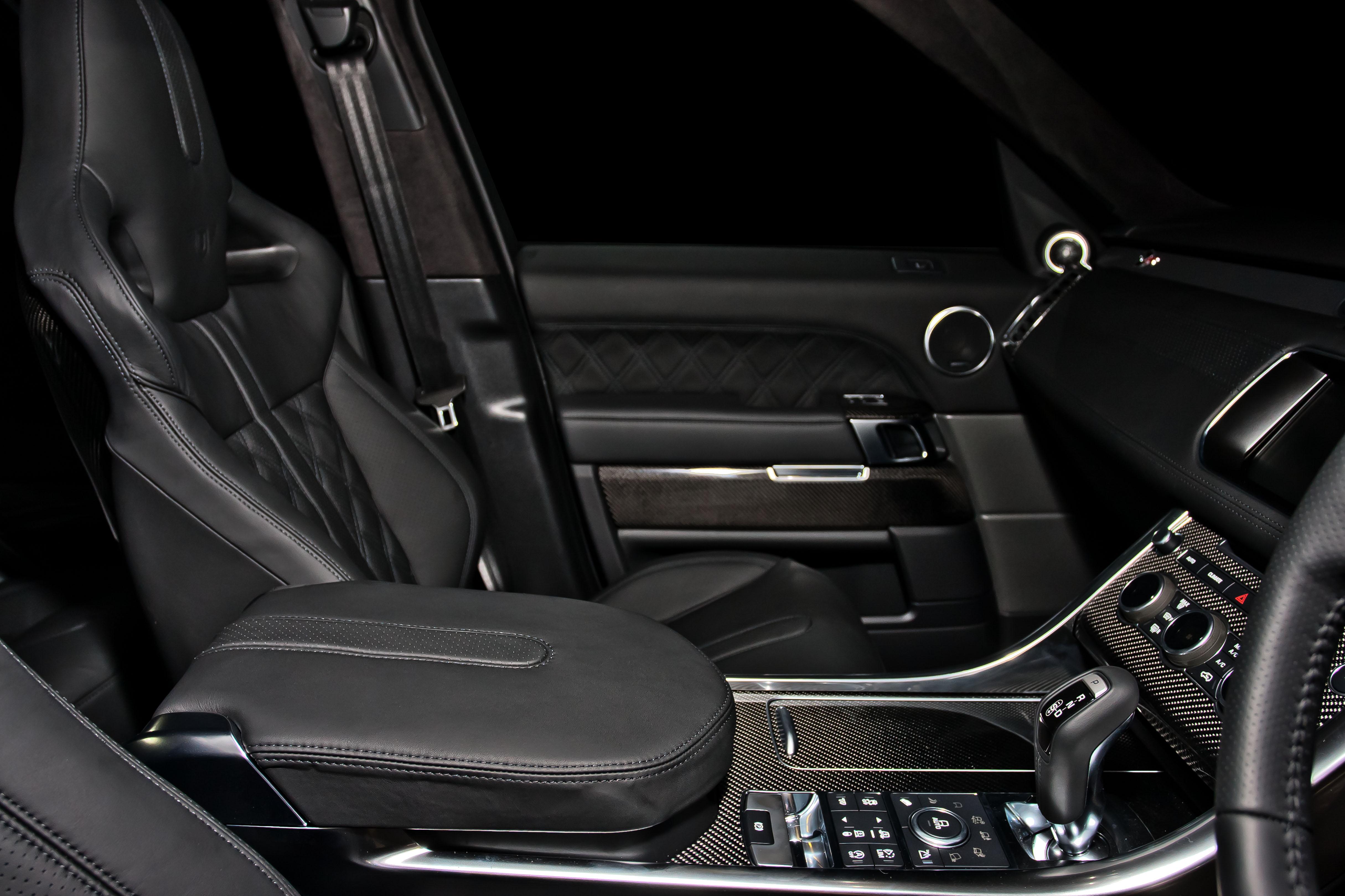 svr Diamond Quilt Leather black25