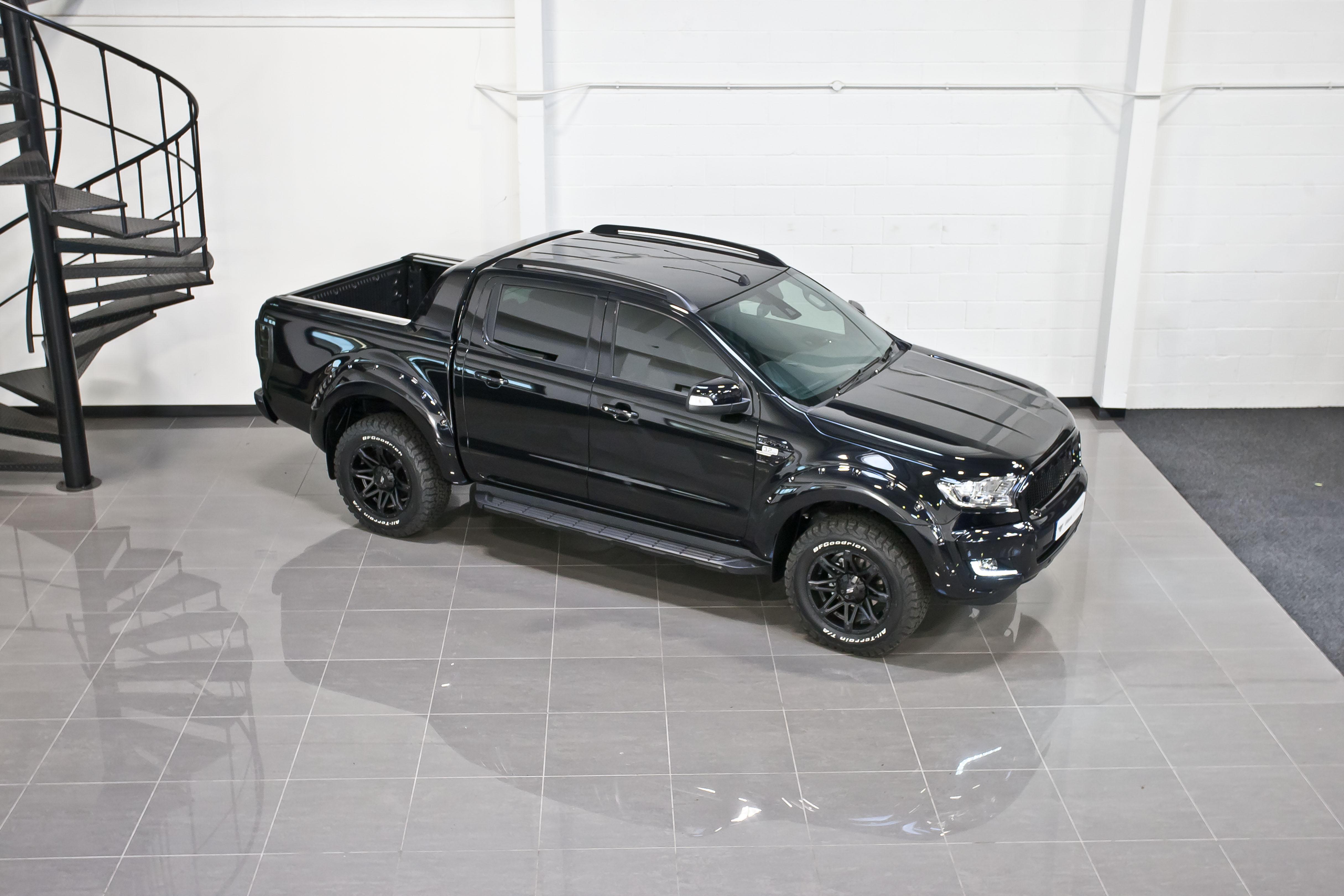 Urban Ford Ranger17