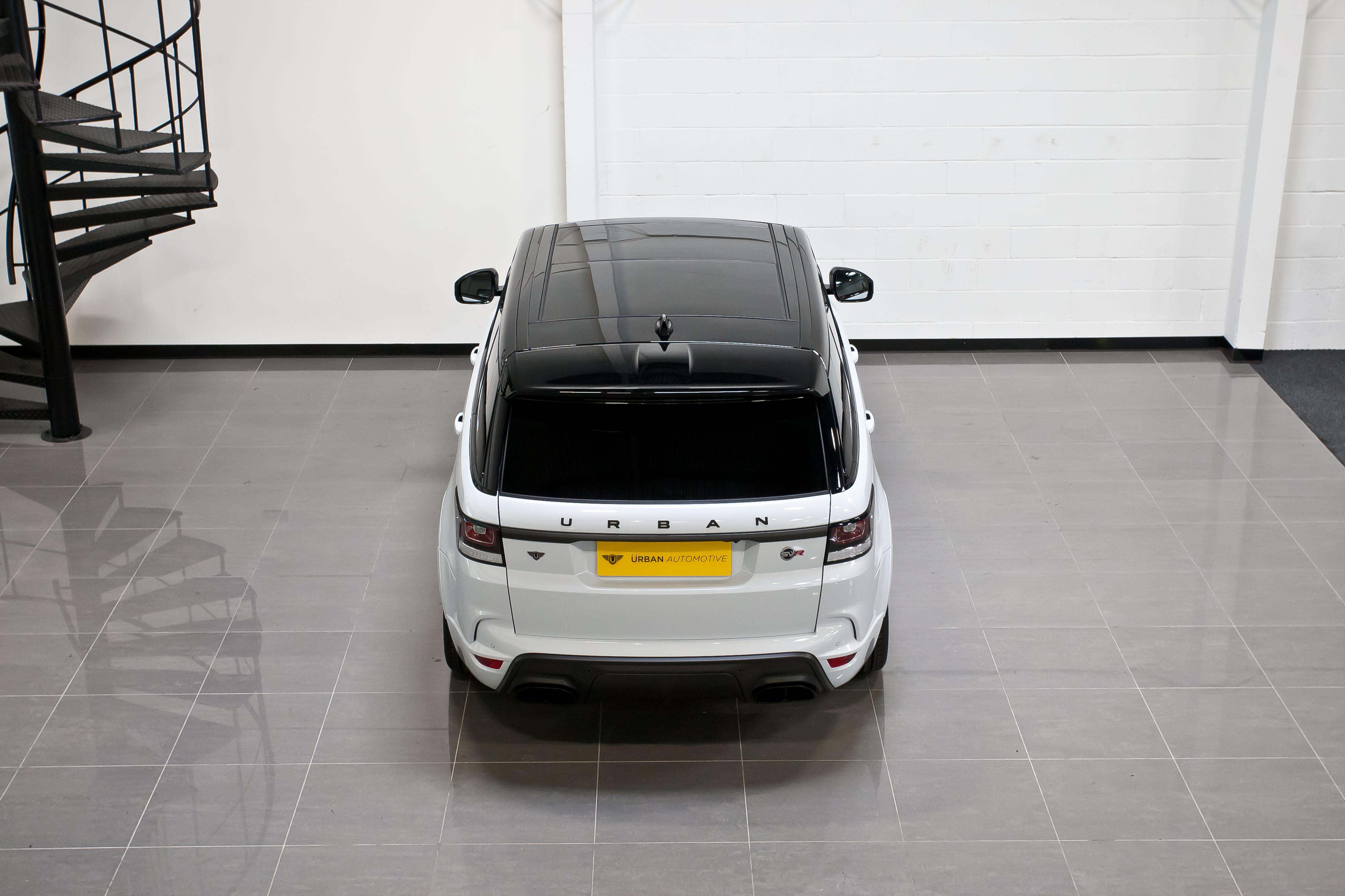 Range Rover SVR Yulong Matte Carbon62