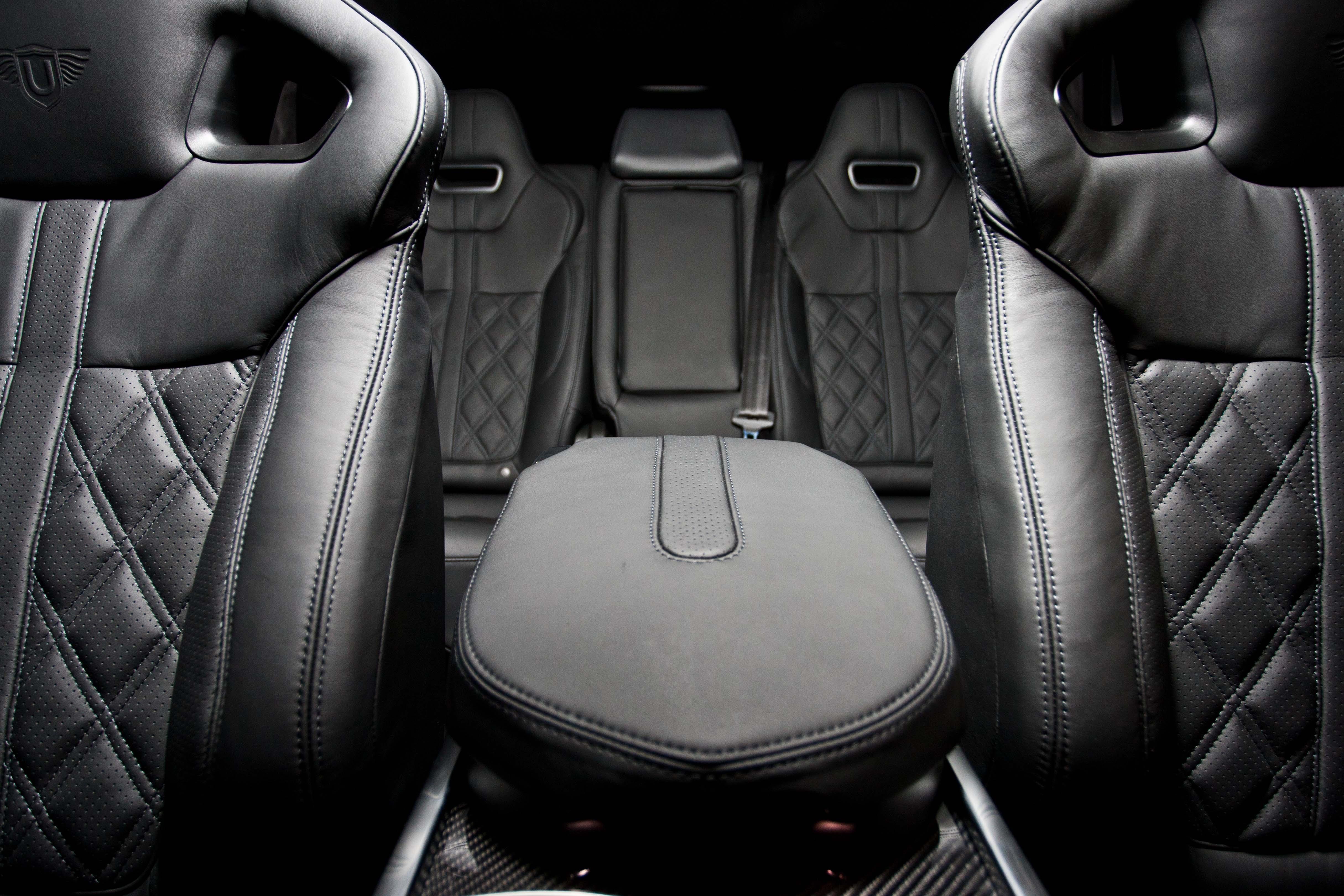 svr Diamond Quilt Leather black38
