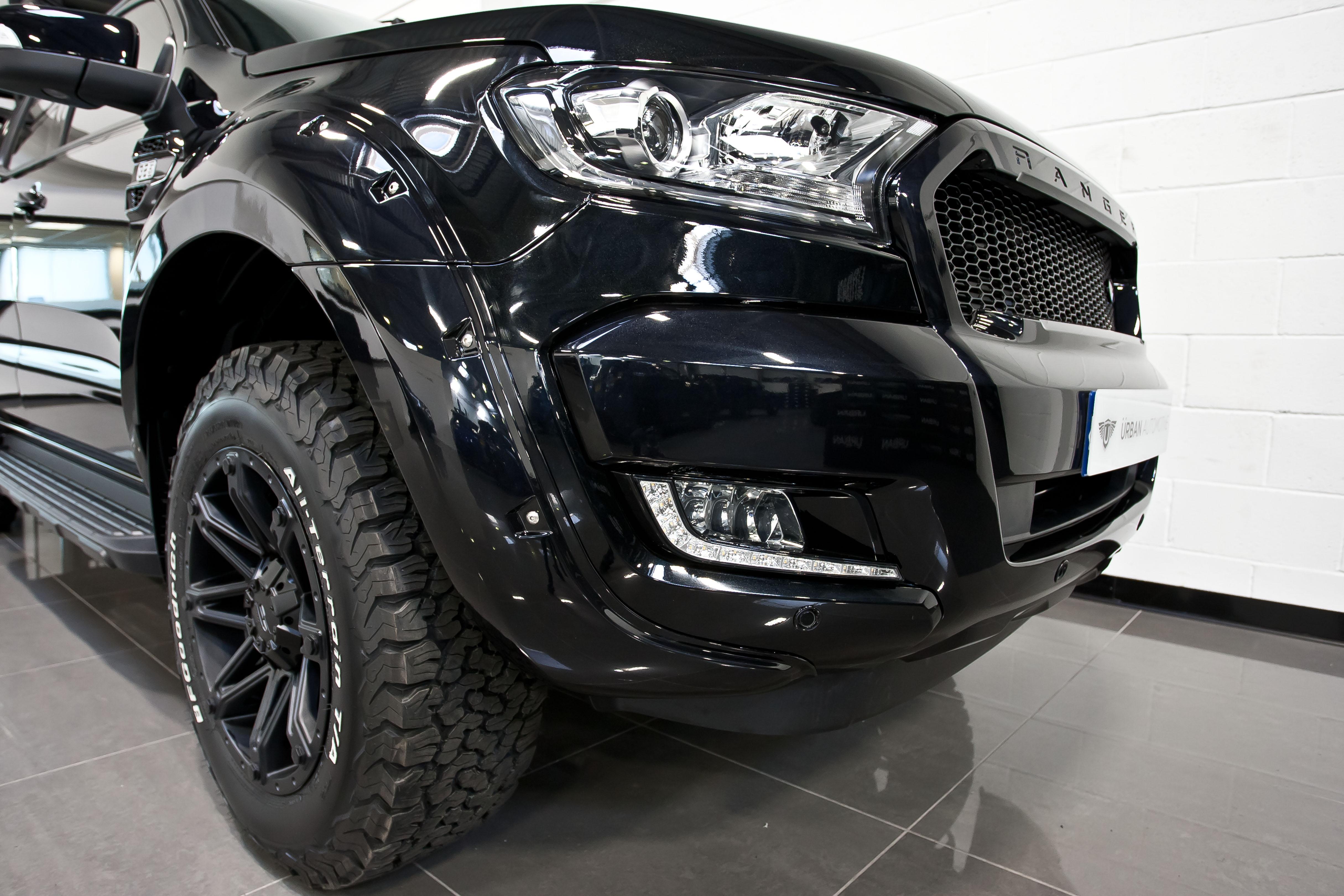 Urban Ford Ranger10