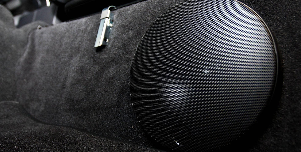JL Audio Land Rover Defender