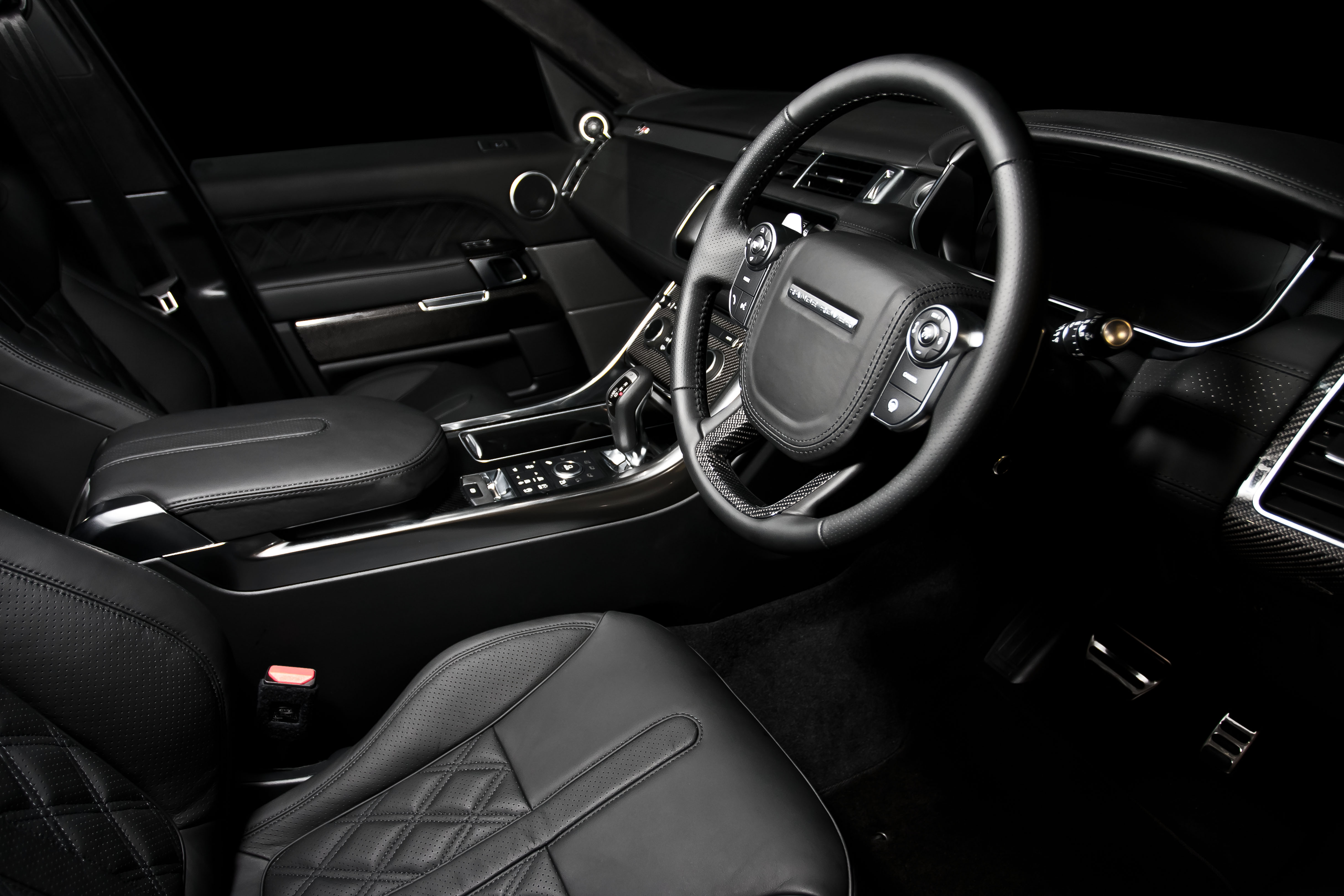 svr Diamond Quilt Leather black8