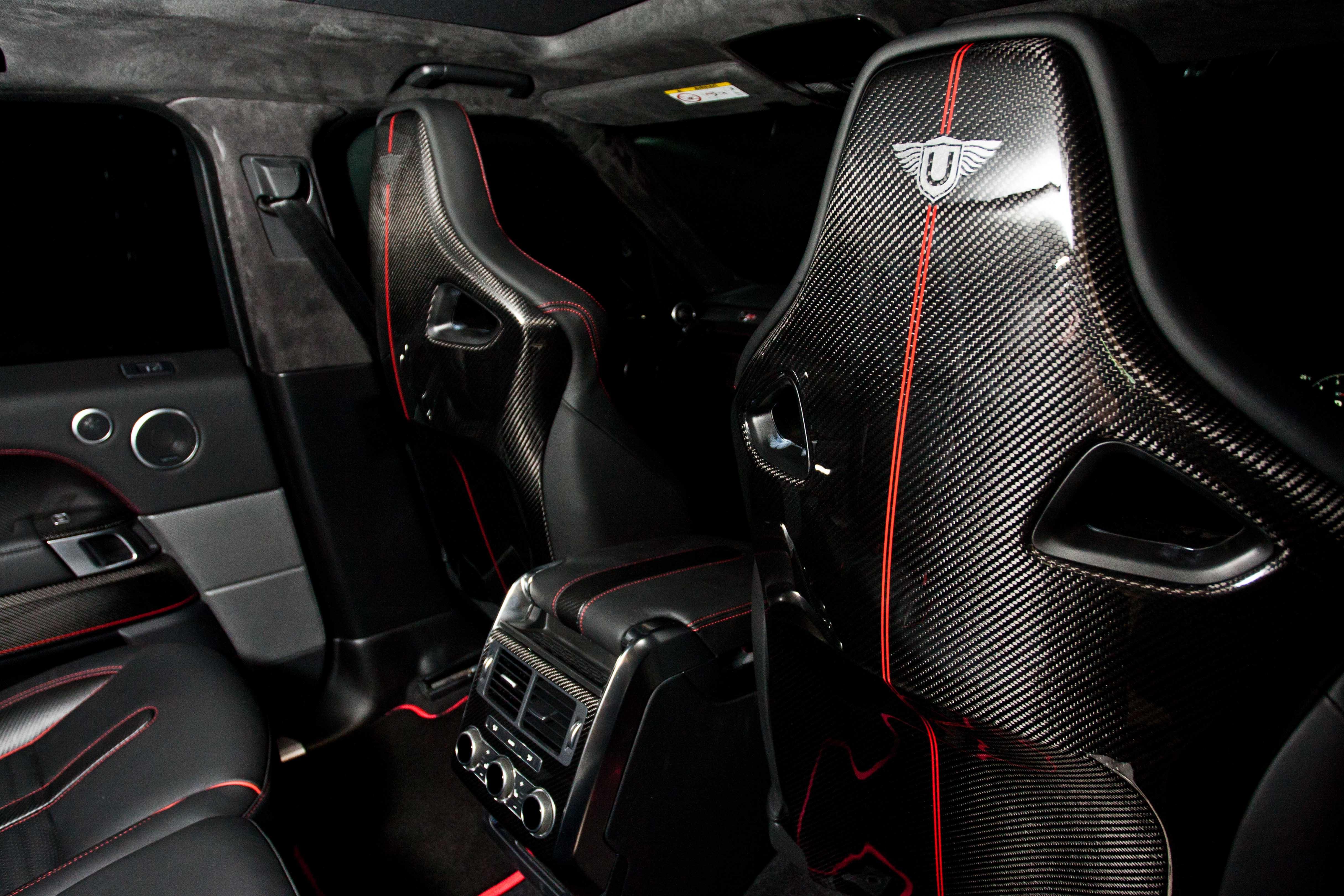 SVR Carbon Bespoke Leather Interior25